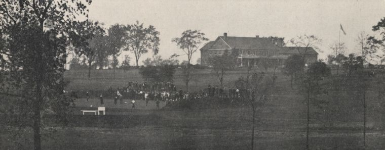 Golf_Tournament_at_Scioto_Country_Club,_1918